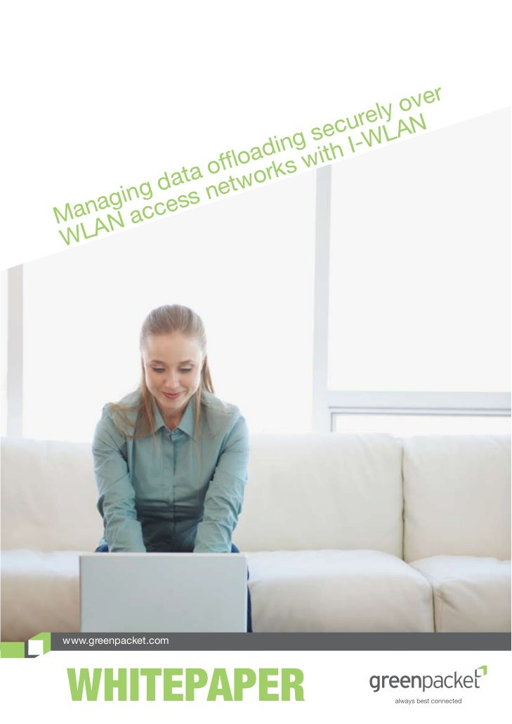 Managing Data Offloading Securely Over WLan Access Networks With I-WLan
