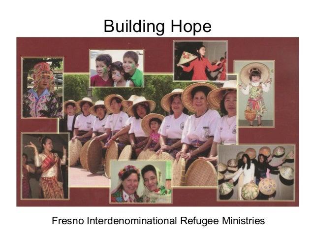Building Hope Fresno Interdenominational Refugee Ministries