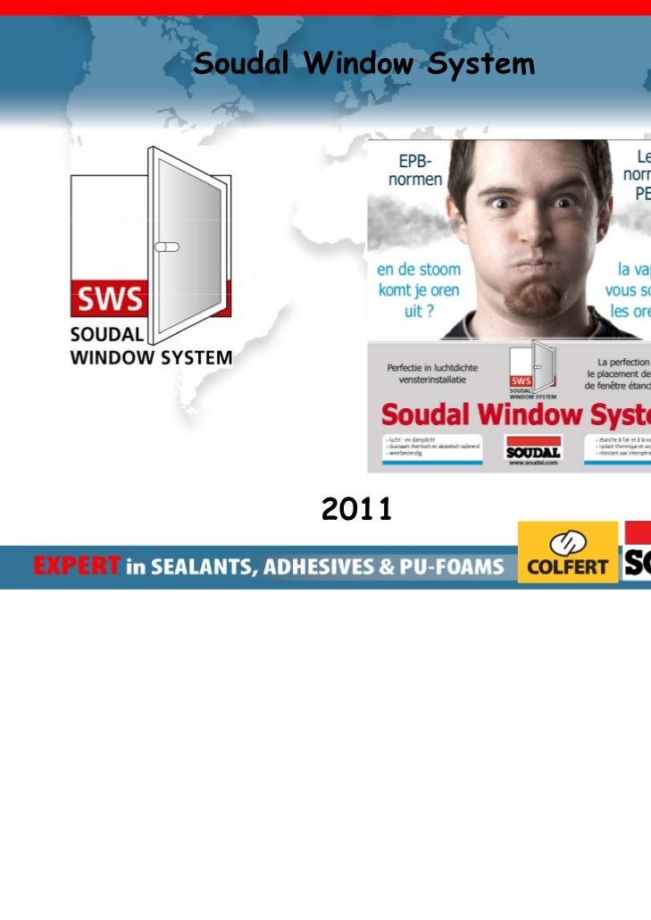 Soudal Window System       2011