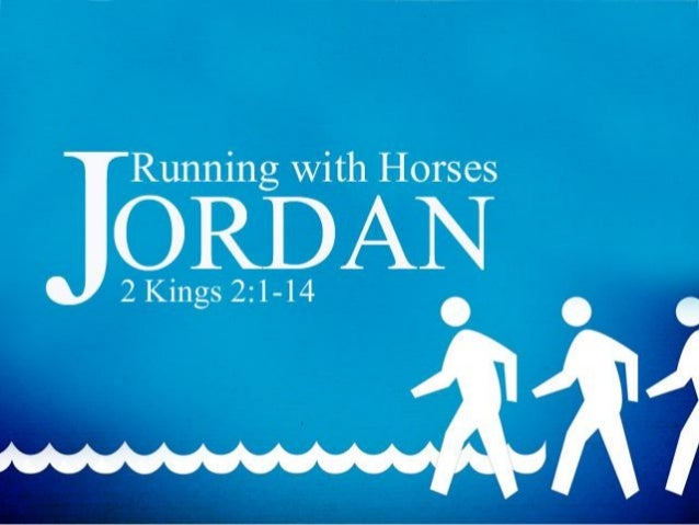 Going through the 4 places:1. Gilgal2. Bethel3. Jericho4. JordanPrinciples from 2 Kings 2:1-14