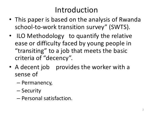 Research Paper, Rwanda?