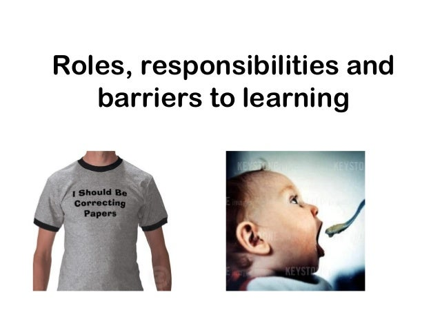 roles and responsibilities of a teachers