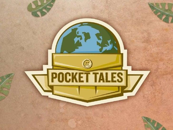 Pocket Tales SXSW Accelerator Pitch Slides
