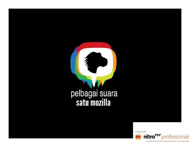 Mozilla and Community in Malaysia