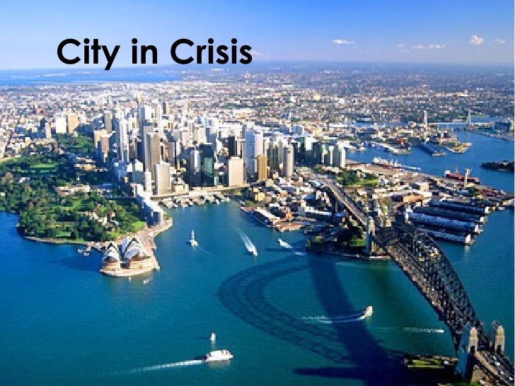 City in Crisis