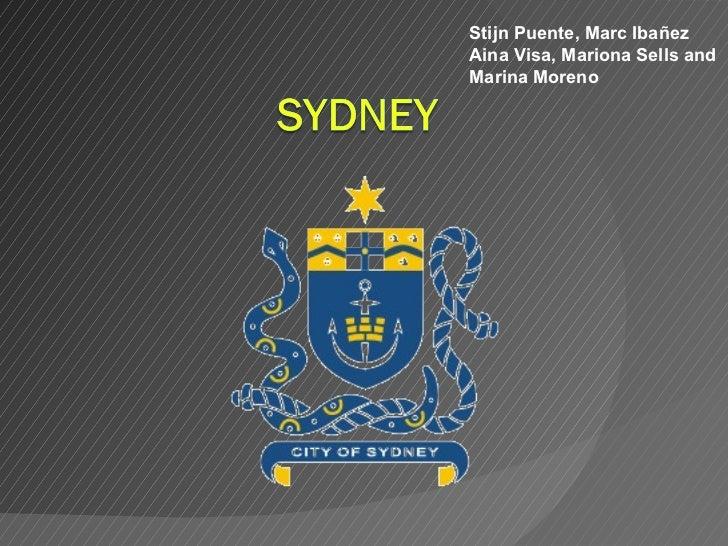 Stijn Puente, Marc Ibañez Aina Visa, Mariona Sells and Marina Moreno
