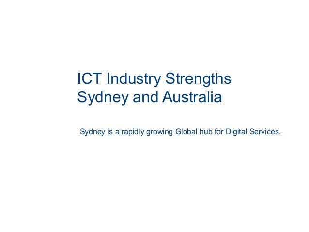 Sydney Technology Research opportunities 2010