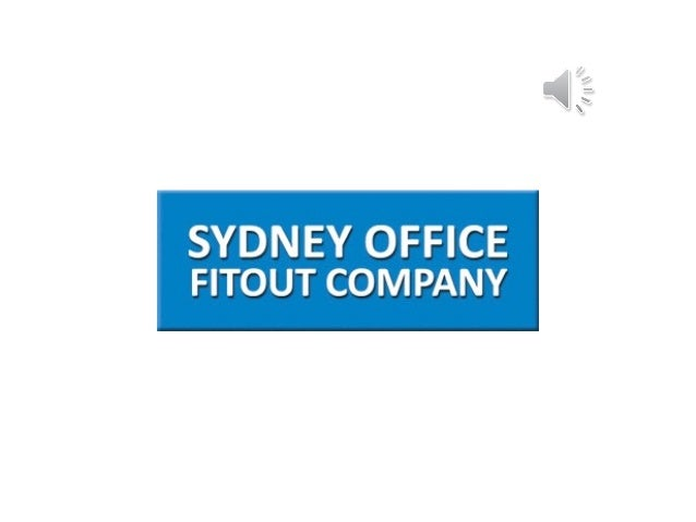 Sydney office fit out company managing multiple happy for Office fit out companies