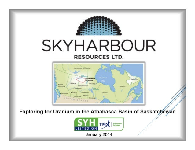 Skyharbour Resources - Corporate Presentation