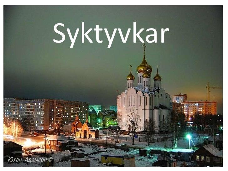 Syktyvkar