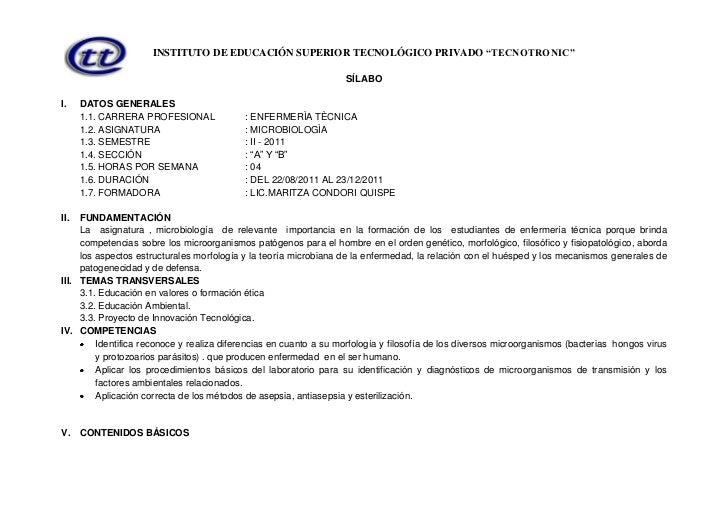 """INSTITUTO DE EDUCACIÓN SUPERIOR TECNOLÓGICO PRIVADO """"TECNOTRONIC""""                                                         ..."""