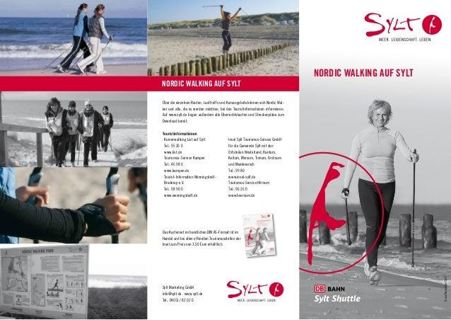 Nordic Walking auf Sylt