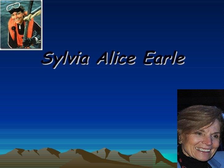 Sylvia Earle - Flavia