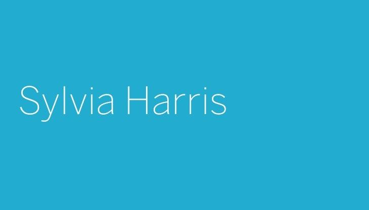 Sylvia Harris, World Usability Day 2010 in NYC