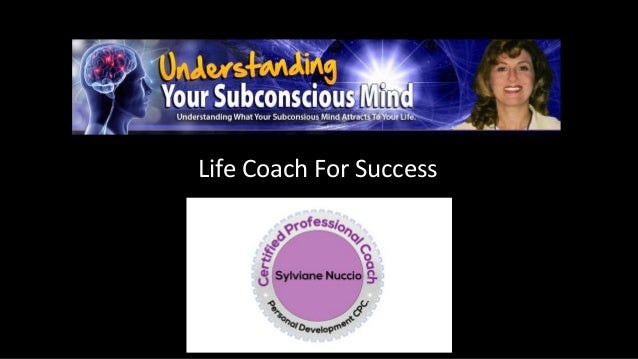 Life Coach For Success
