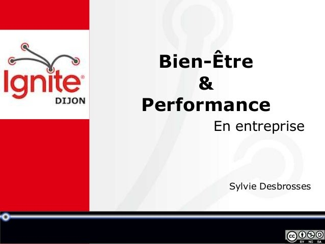 Bien-Être     &Performance      En entreprise        Sylvie Desbrosses