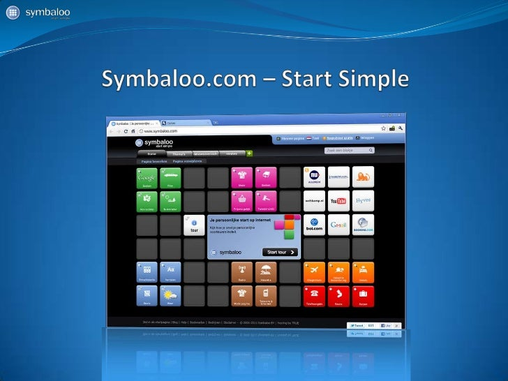 Symbaloo.com – Start Simple<br />