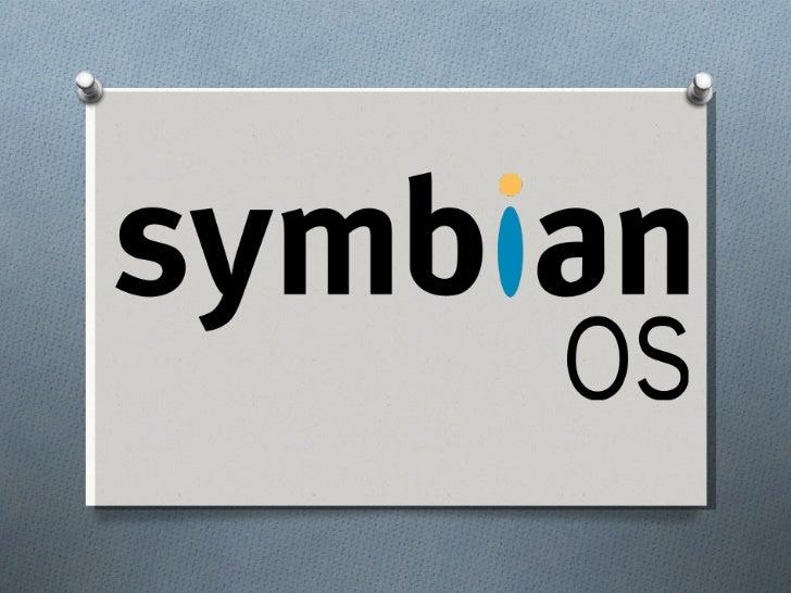 Symbian os expo