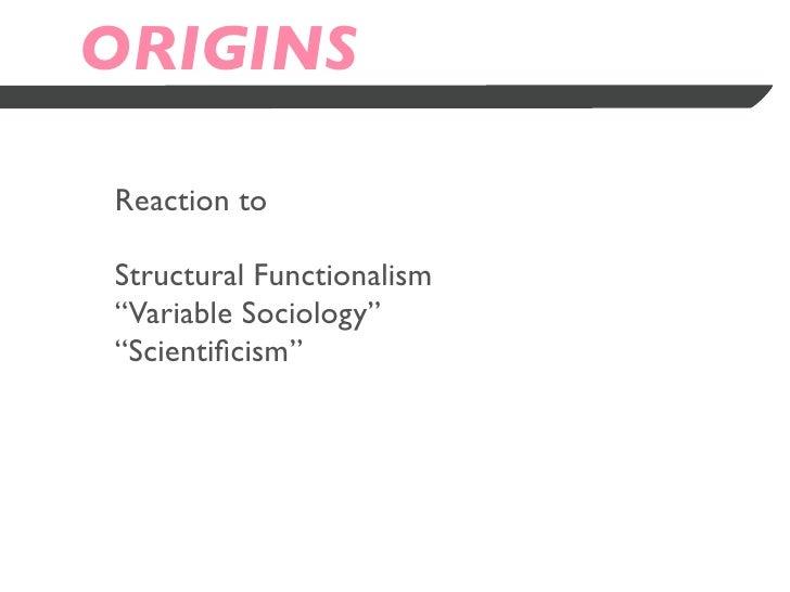 symbolic interactionism theory blumer pdf