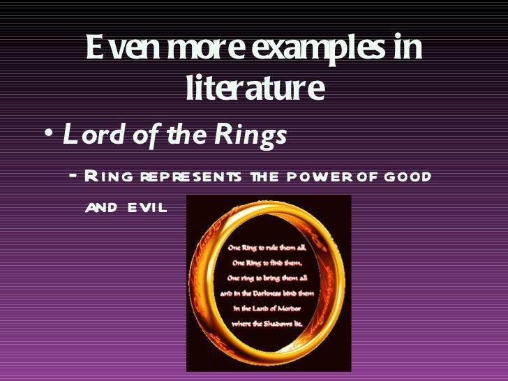 Symbolism Essay Examples