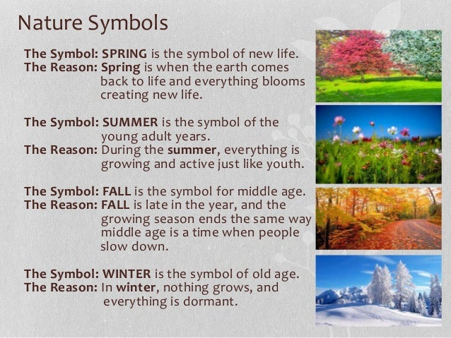 symbolism examples of symbols and symbols used in literature