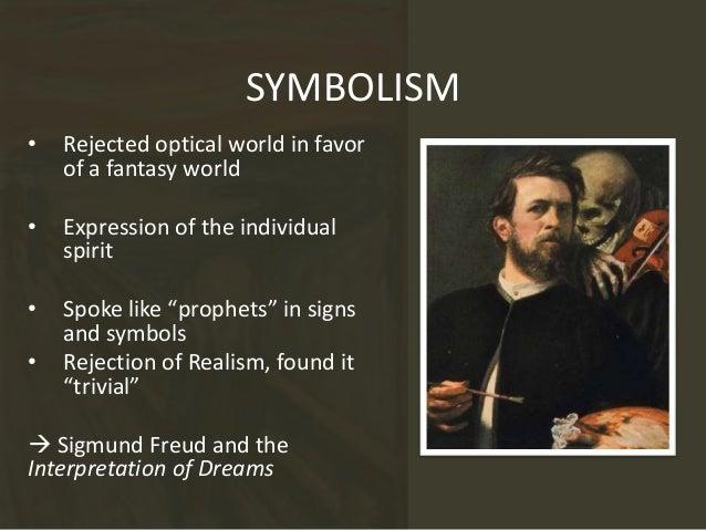 Symbolism, art nouveau