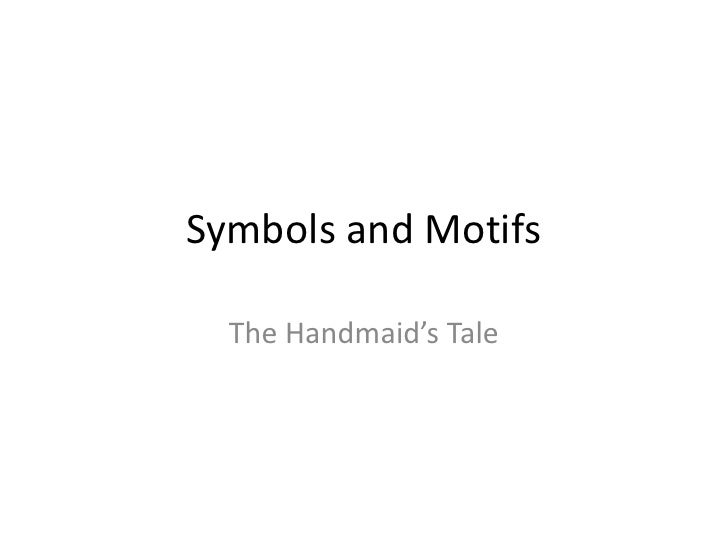 an analysis of the handmaids tale A one-of-a-kind tour de force, margaret atwood's futuristic the handmaid's tale refuses categorization into a single style, slant, or genre rather, it blends a number of approaches and formats in a radical departure from predictable sci-fi.