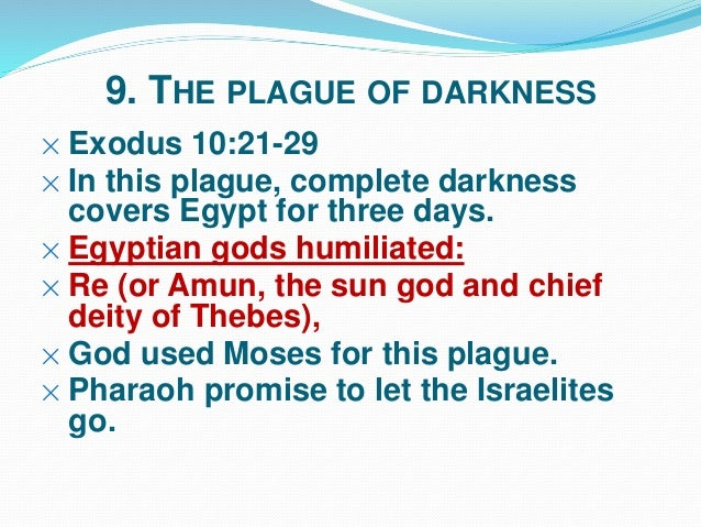 plague on the firstborn from exodus 14 passover: the plague of the firstborn exodus 11-12 warning: the plagues of the firstborn is a difficult one for young children to understand.