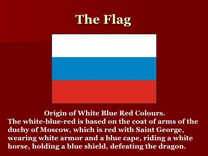 Russian symbols and meanings