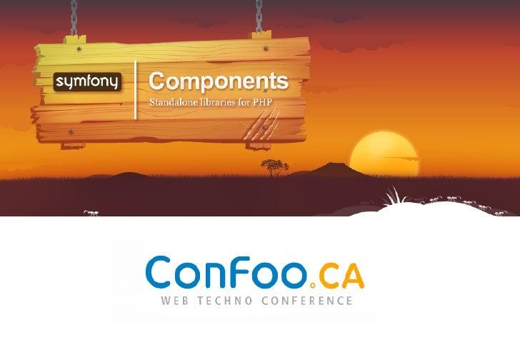 Symfony Components