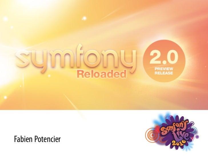 Symfony2 revealed