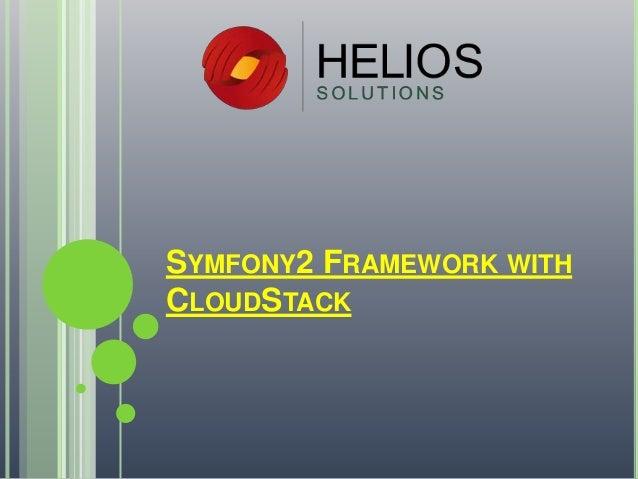 Symfony framework spécialiste
