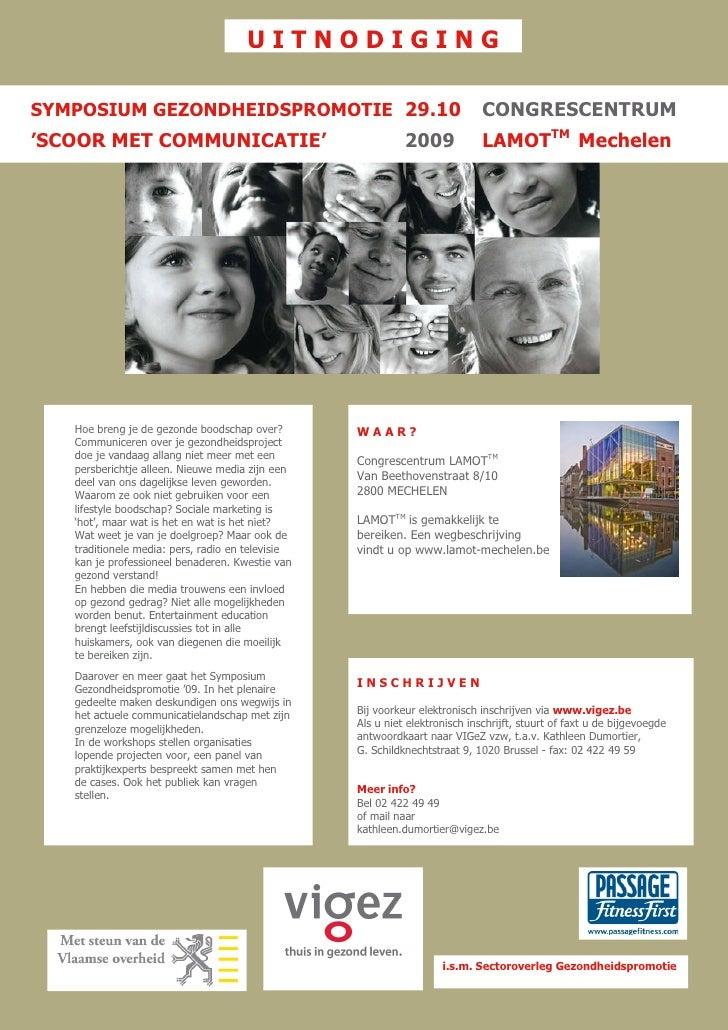 Symposiumgezondheidspromotie09
