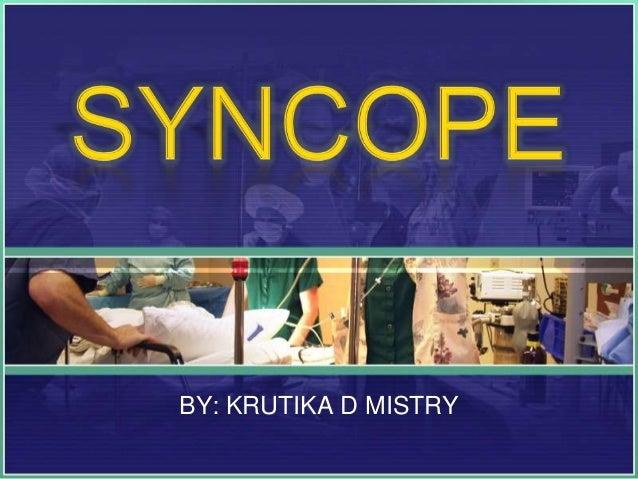 Syncope medical emergency