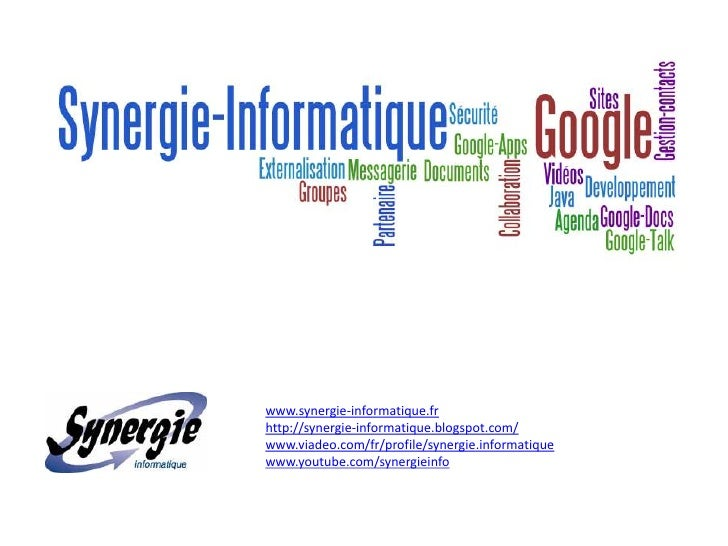 C RAPIDE<br />www.synergie-informatique.fr<br />http://synergie-informatique.blogspot.com/<br />www.viadeo.com/fr/profile/...