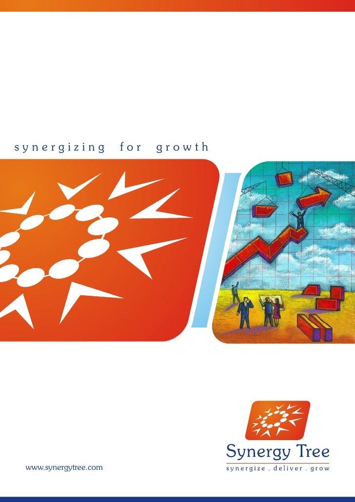 Synergy Tree Company Profile