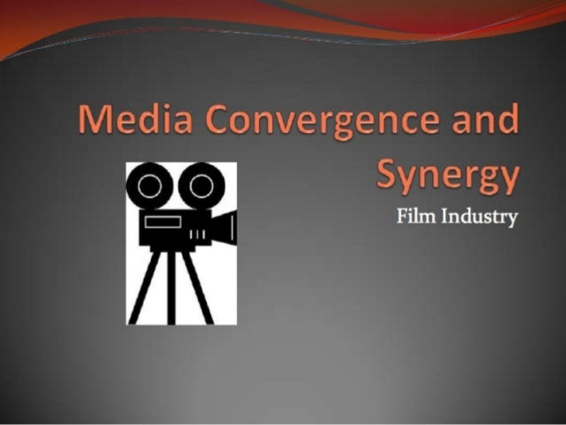 L.O.• To be able to use the terms synergy and  cross media convergence using appropriate  terminology in the right context.