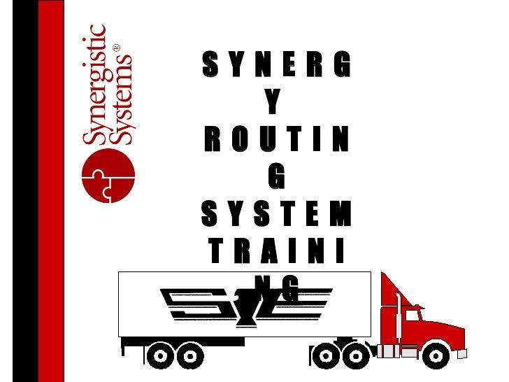 Synergy Lms Training