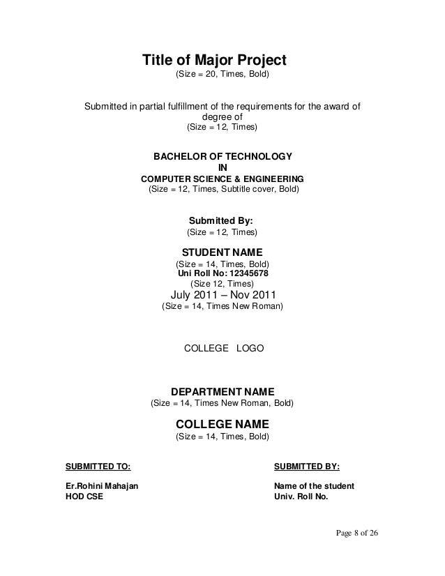 bachelor degree template