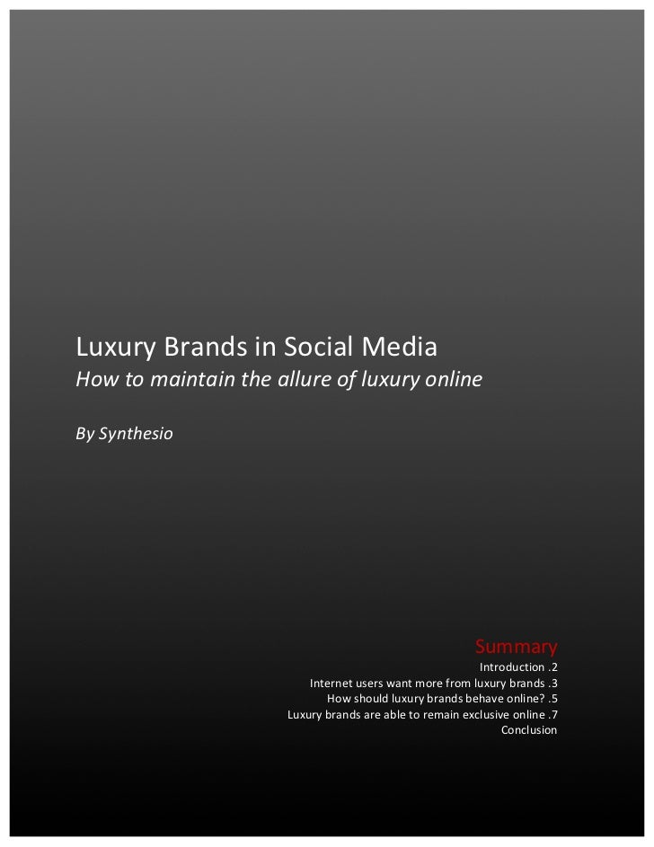 Synthesio luxury-brands-in-social-media