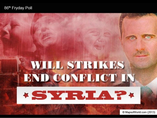Will Strikes End Conflict in Syria?