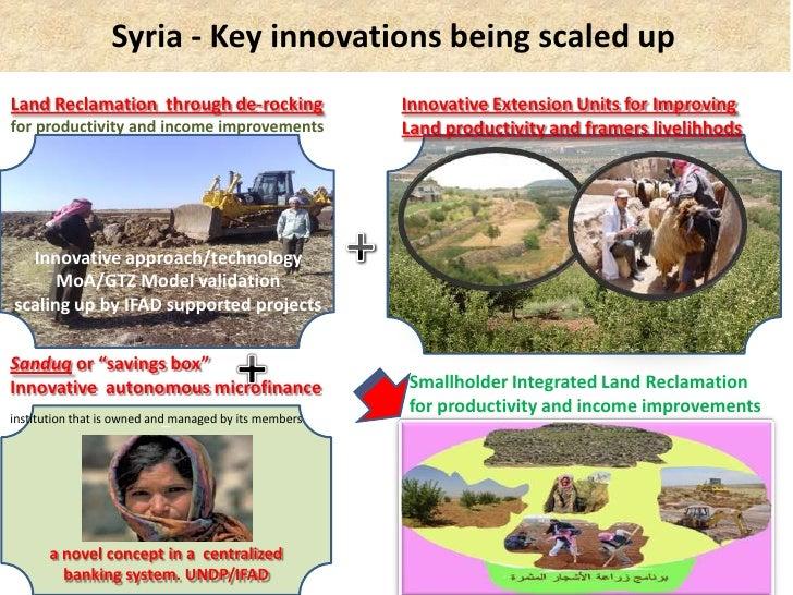 Syria ppt scaling up slides for presentation 26th of october