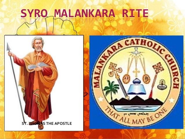 Syro malankara rite