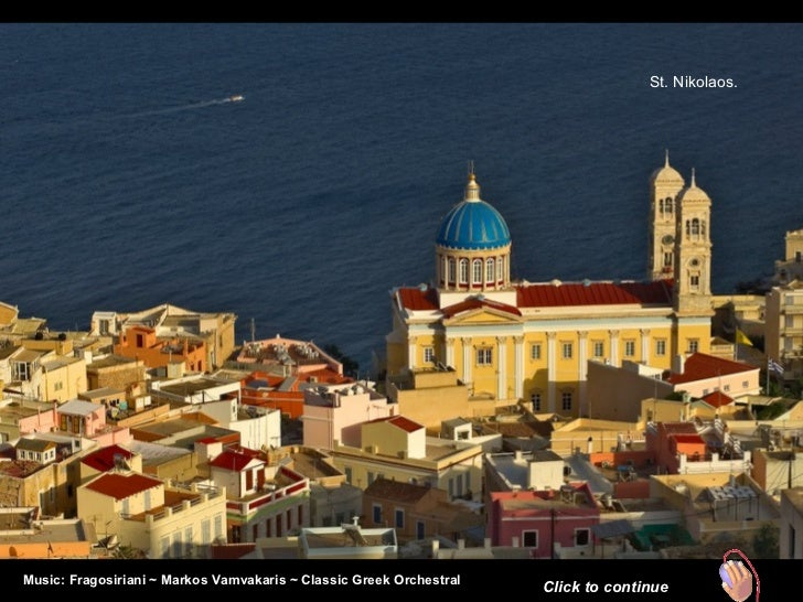 Syros island -  Greece. The Lady of the Aegean. ( Nikos)