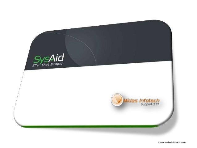 SysAid Presentation V.7