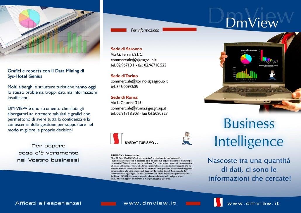 Dm-View - Elimina tutto il lavoro di porting manuale dei dati