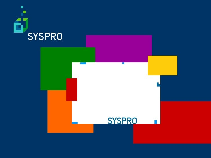 SYSPRO ERP