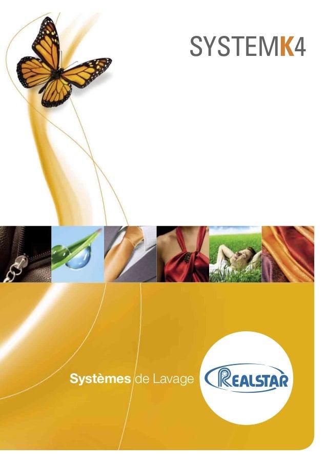 SYSTEMK4  Systèmes de Lavage
