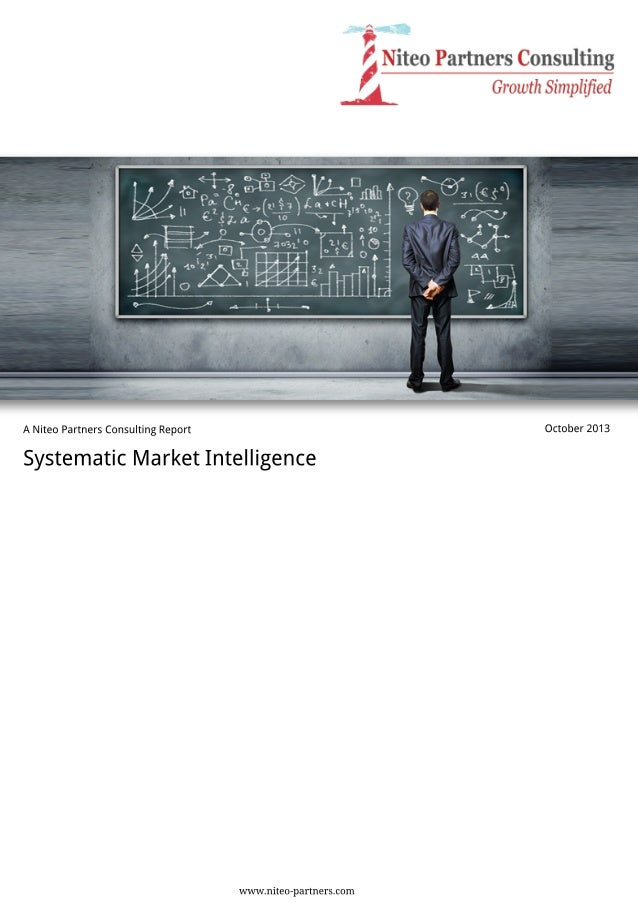 Systematic Market Intelligence