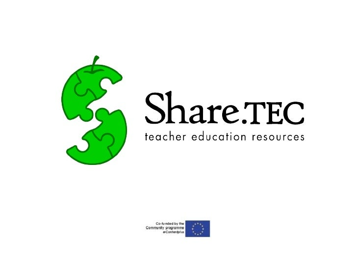 Share.TEC system-features and functions for end-users, K. Stefanov